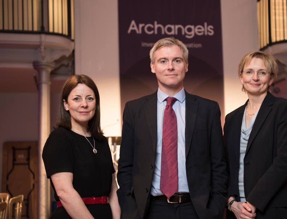 Archangels named UKBAA lead syndicate of the year