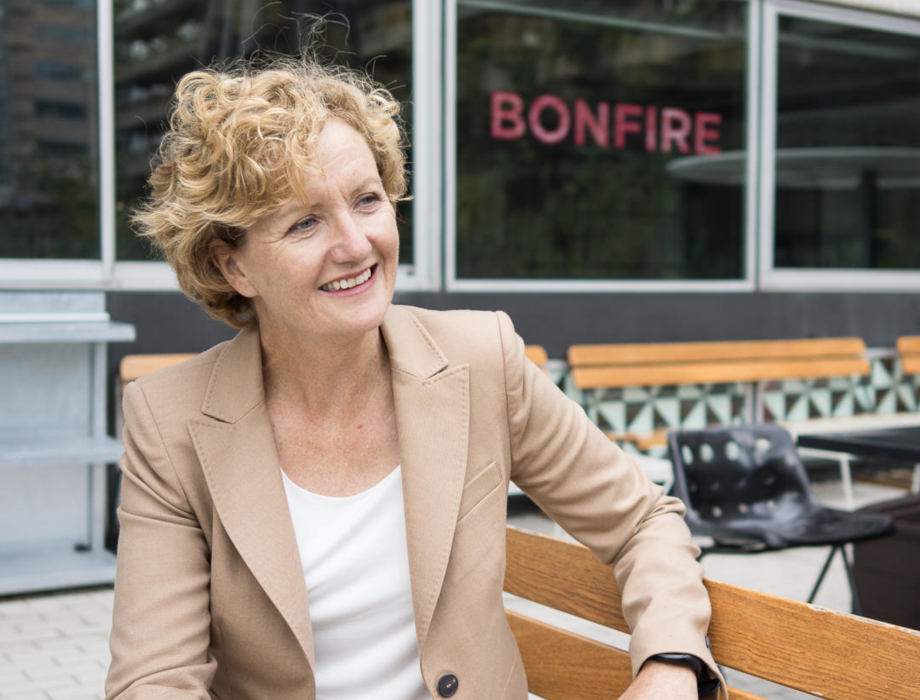 'Investing is a team sport...' says serial investor Bridget Connell