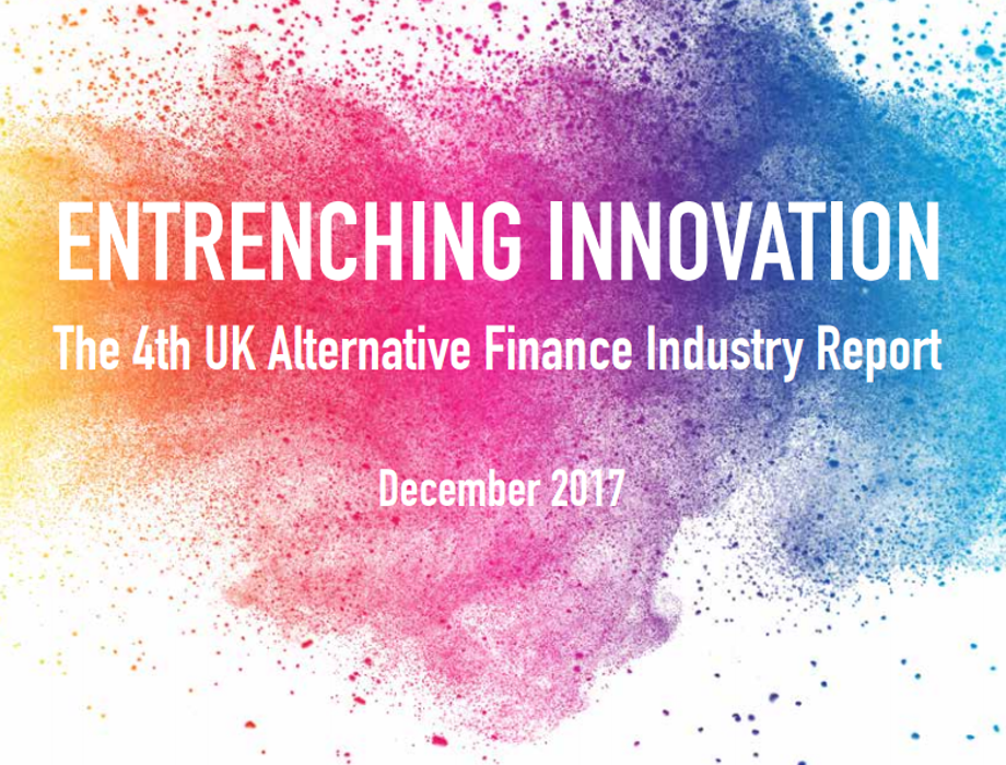4th UK Alternative Finance UK Report