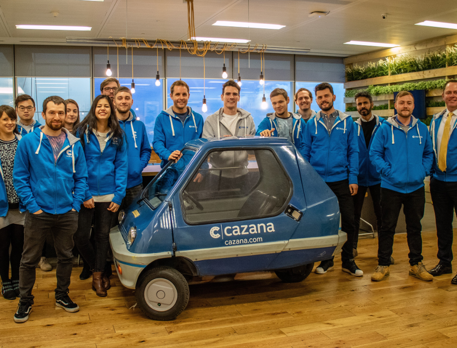 Cazana raises 150% of target goal on Crowdcube