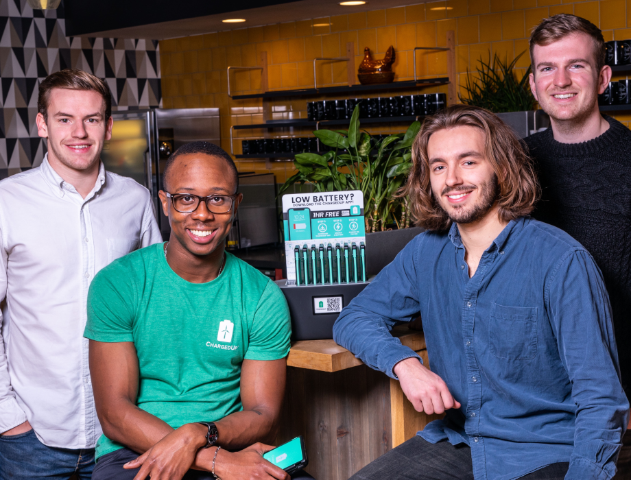 ChargedUp grows charging network with £1.2m seed investment