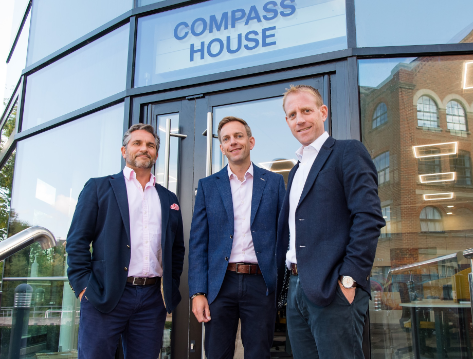 British Business Investments commits £15m to Compass Business Finance