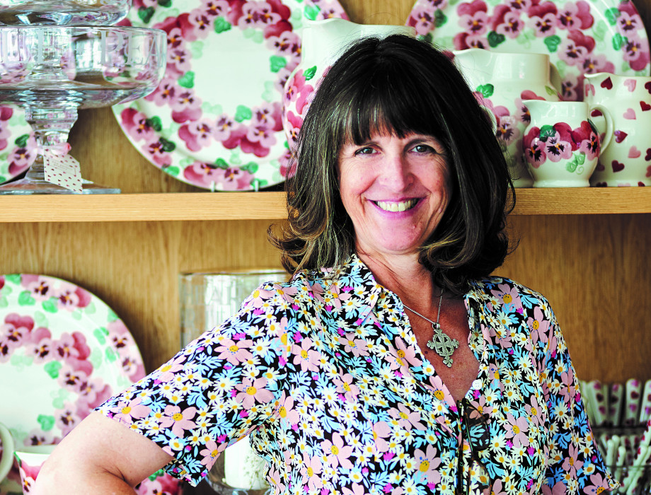 Emma Bridgewater secures £8 million investment from BGF
