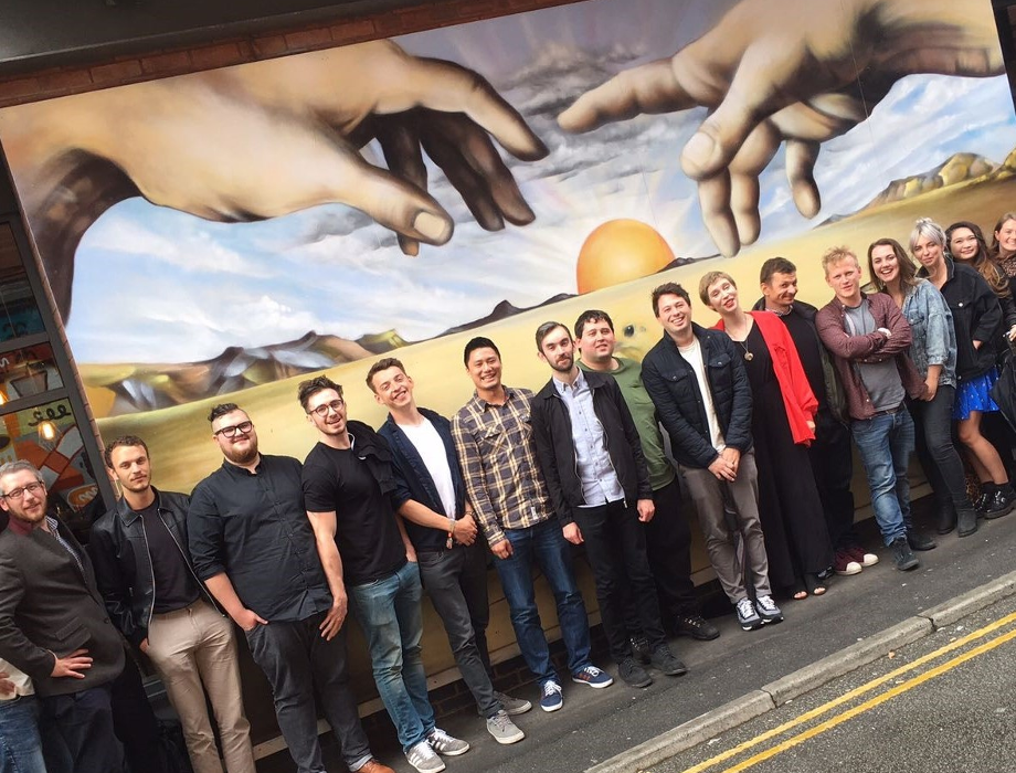Maven leads £1m NPIF investment in GradTouch