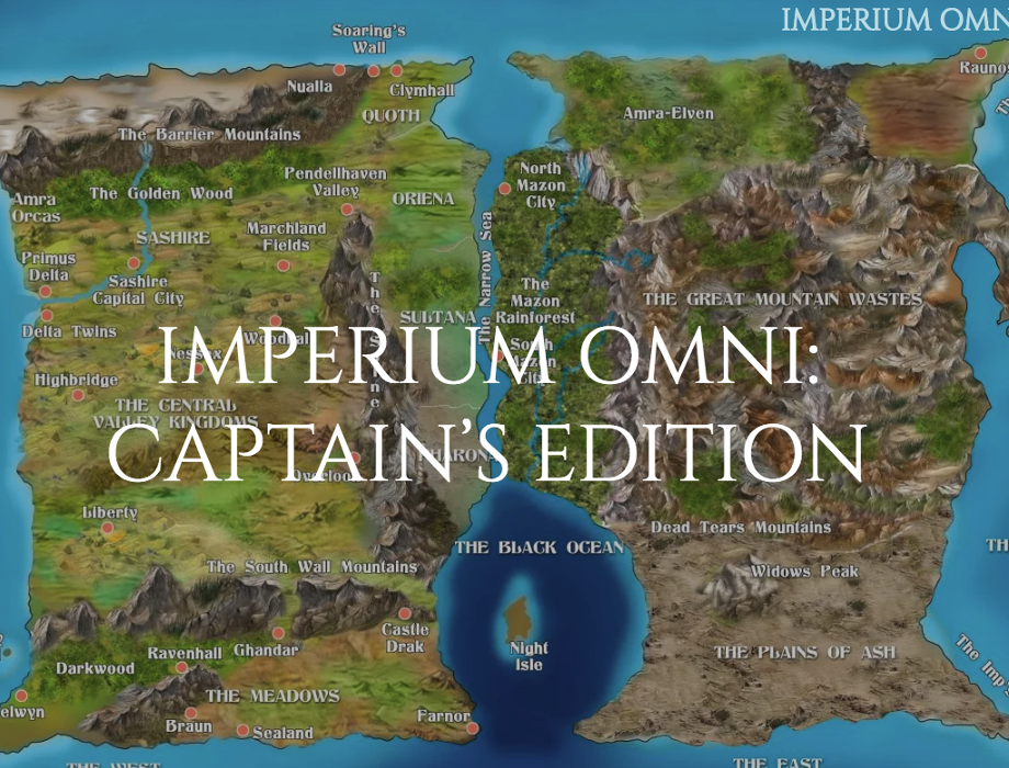 Video game Imperium Omni exceeds funding target on Kickstarter