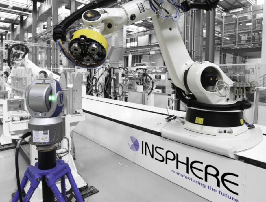 Foresight Williams invests £1.5 million in Industry 4.0 metrology experts INSPHERE
