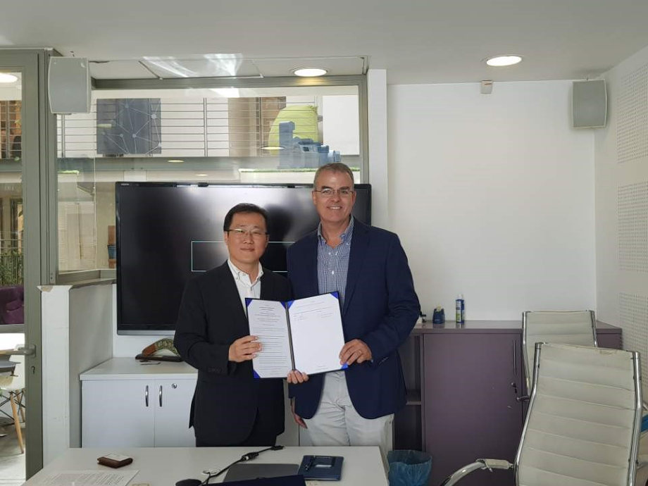 OurCrowd's LABS/02 Partner with South Korea's DTNI and Yozma