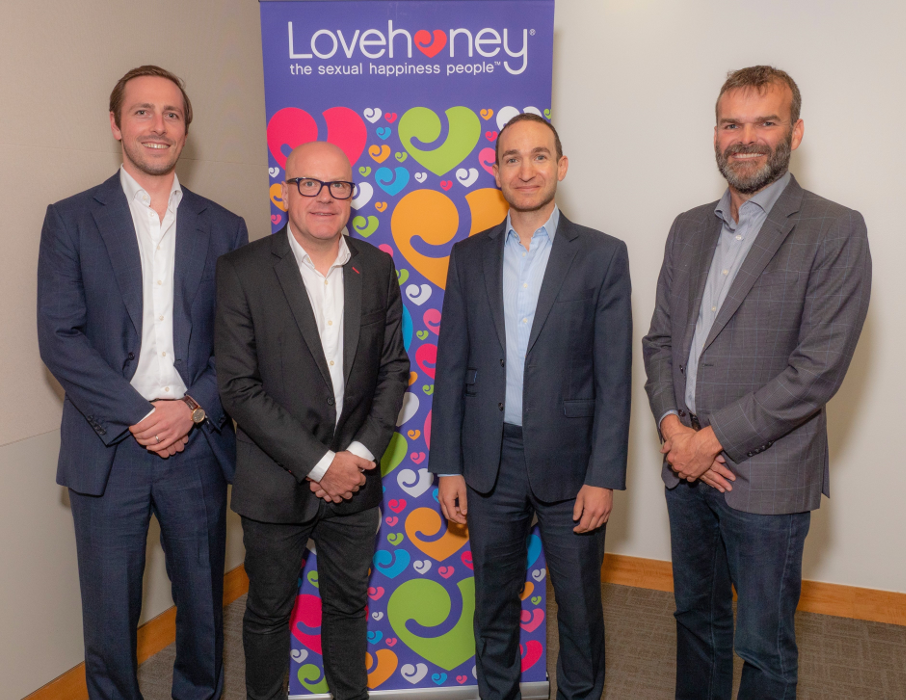 Telemos Capital completes first UK investment with Lovehoney