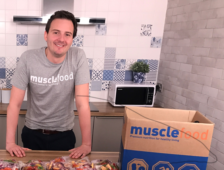 BGF backed MuscleFood wins top award