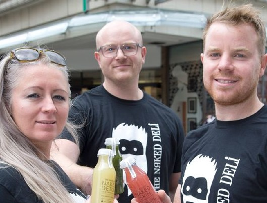 Foresight invests £2.5 million into The Naked Deli