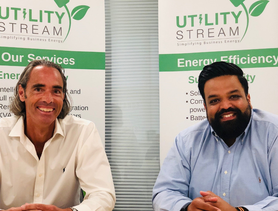 Sustainable energy consultancy Utility Stream secures MEIF investment