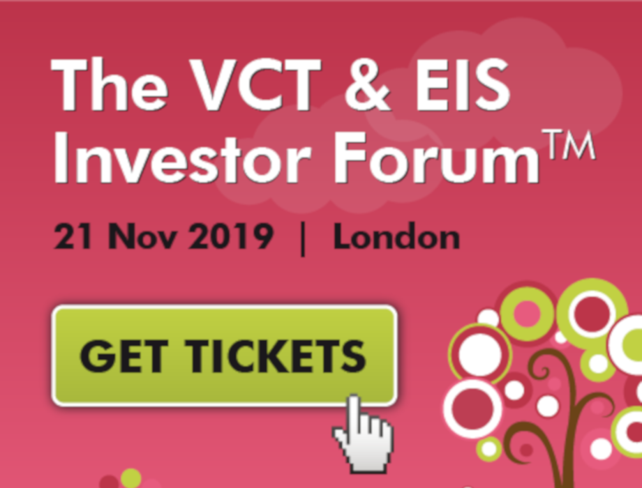Get the inside track on current VCT & EIS offerings at the VCT & EIS Investor Forum