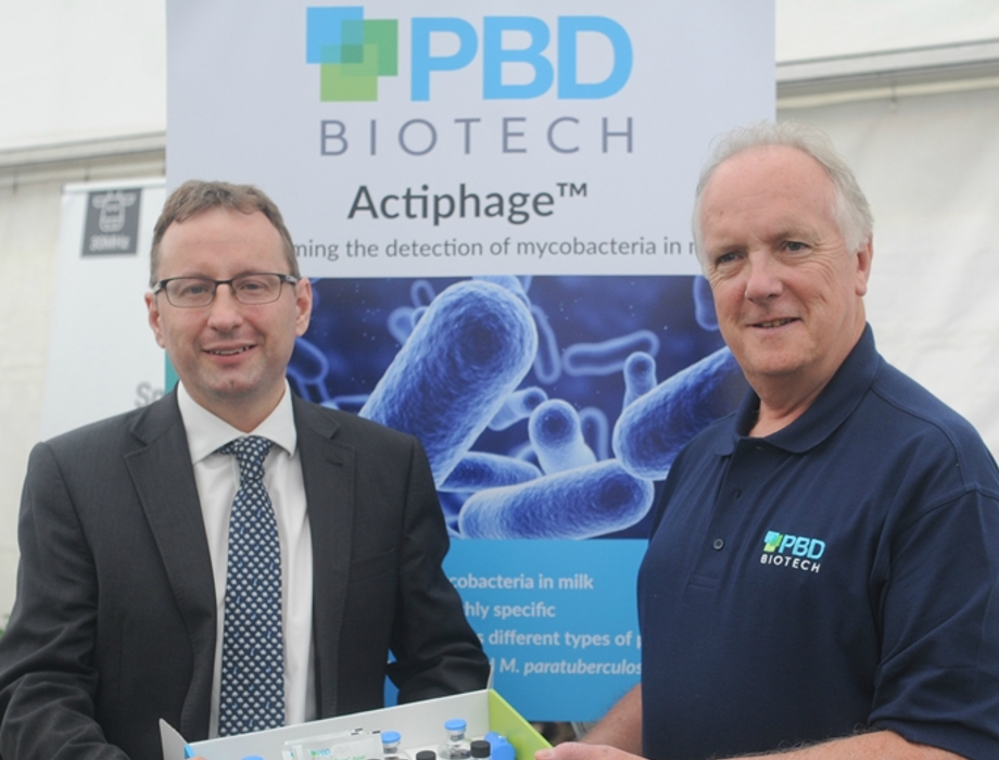 PBD Biotech gains funding to fuel overseas expansion
