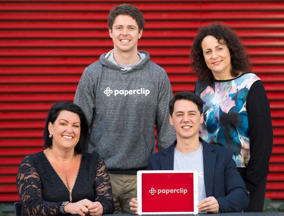 Paperclip secures £500k led by Development Bank of Wales