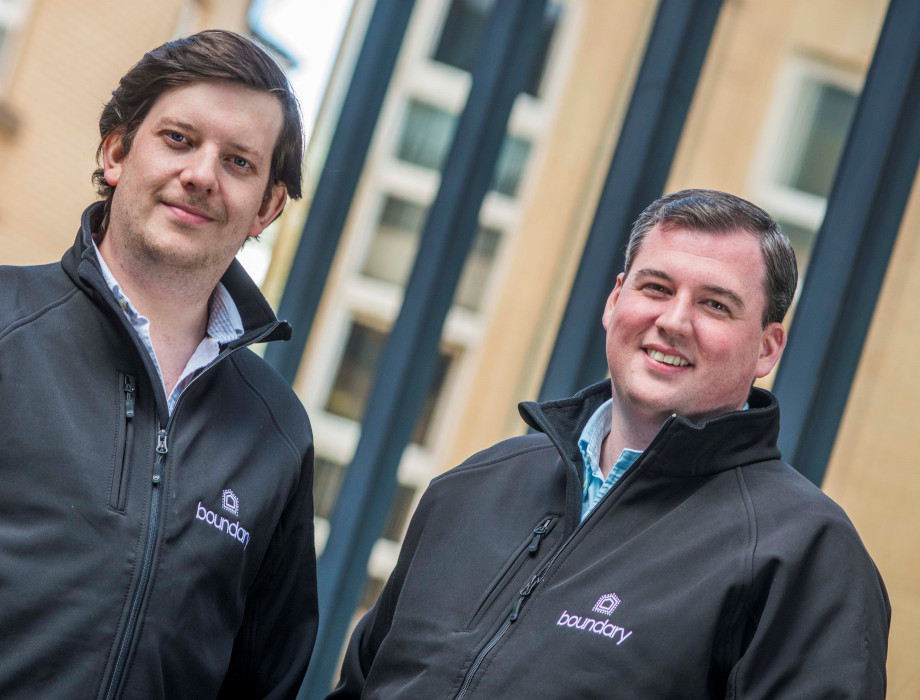 Boundary secures £1.22m funding as it prepares to revolutionise home security