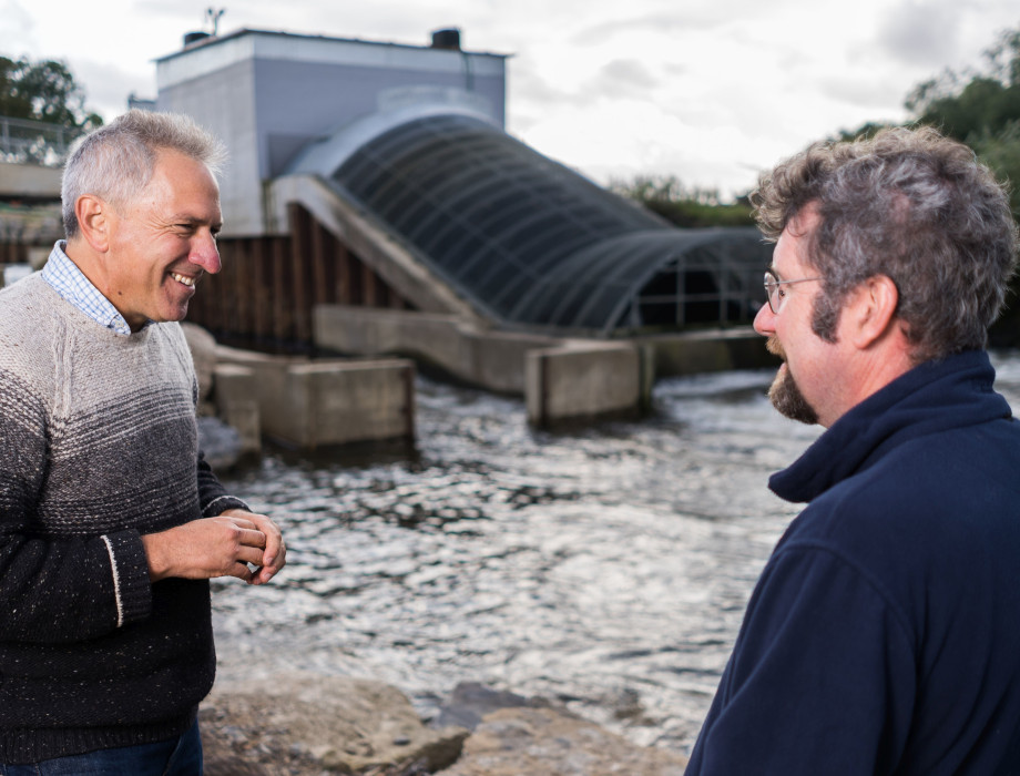 Linton Hydro raises £3.3 million on Triodos