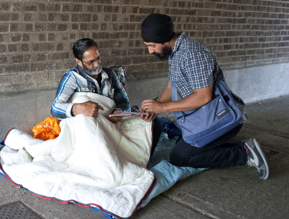 Resonance latest investment to help 125 people sleeping rough in Bristol
