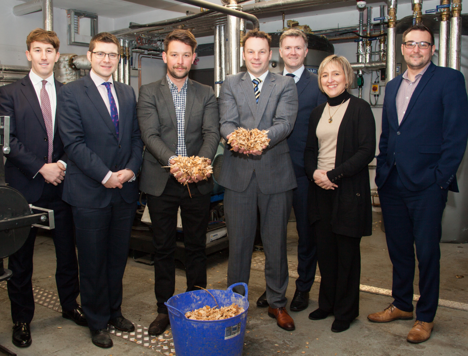 Finance Durham invests £650k in biomass energy plant SDS