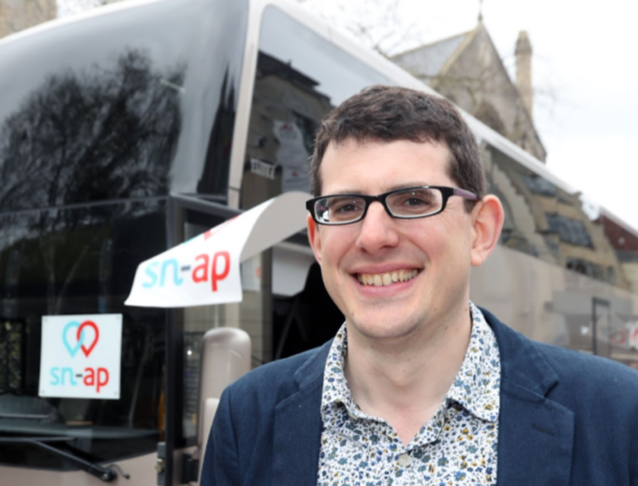 Oxford Capital backs £3.4m funding for on-demand coach travel firm Sn-ap
