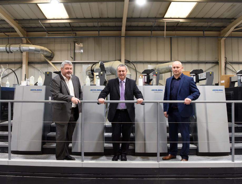 Streamline Press secures £250k from MEIF