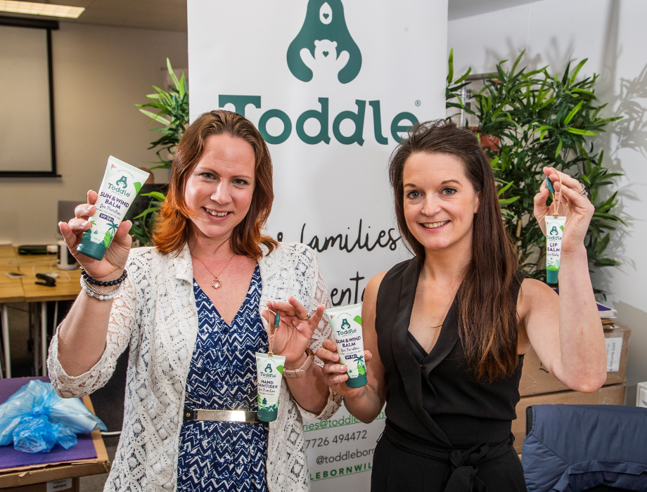 Skin care business Toddle takes first steps with angel backing