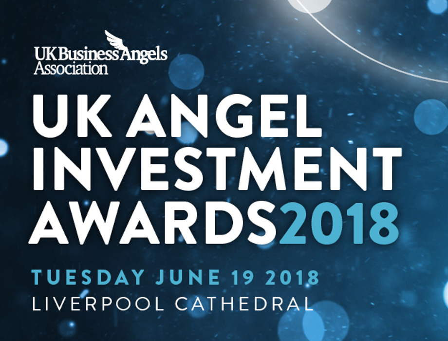 UKBAA 2018 Angel Investment Award Winners