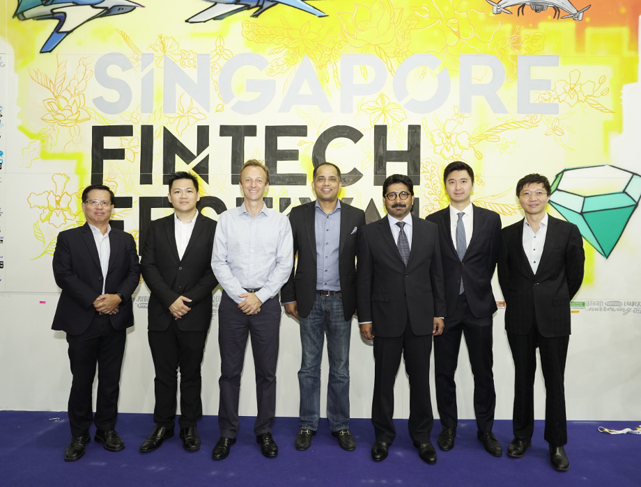 GTR Ventures makes 3 new deals at Singapore FinTech Festival