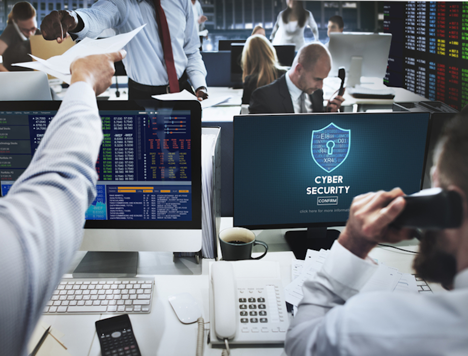 Finance firms spend most on cyber security 2019 says Hiscox