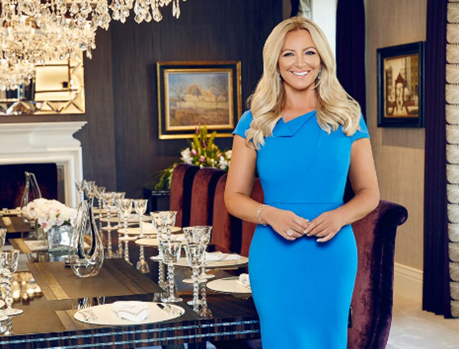 Michelle Mone launches cryptocurrency investment platform