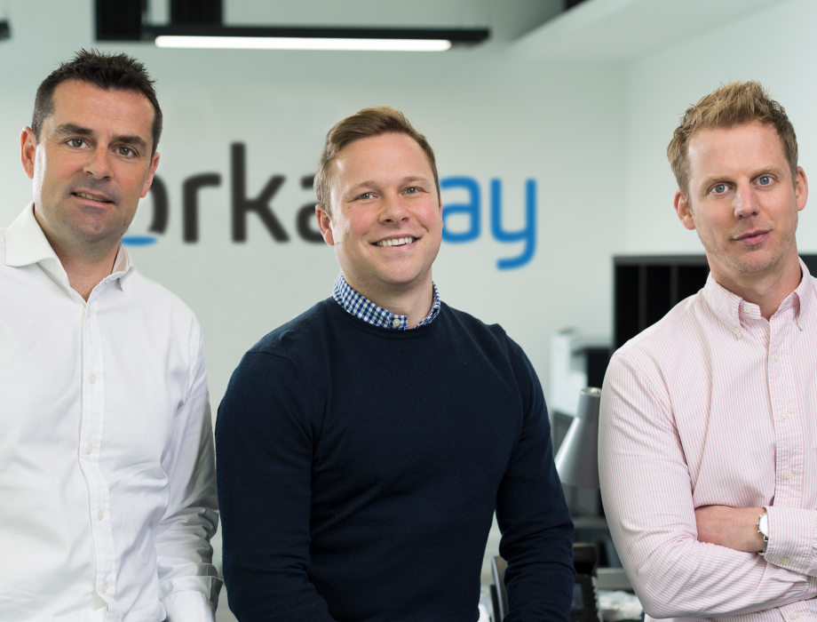 Manchester start-up Orka raises £29m to fuel rapid growth