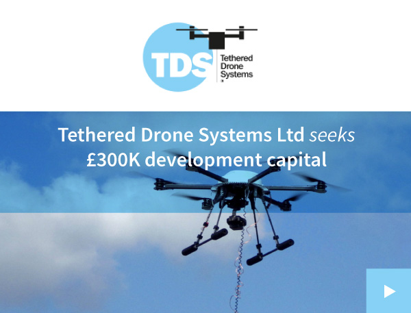 Tethered Drone Systems